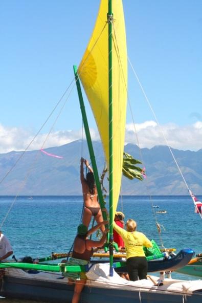 Catamaran races