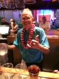 400,000 MAI TAi Man featured in my book on his birthday last week.