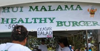 Take care land burgers