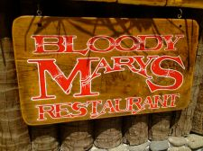 Bloody Mary's where south pacific fiml