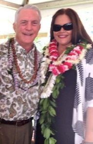 KBH 50TH ANNIVERSARY: AMY HANAIALI'I AND GM MIKE WHITE