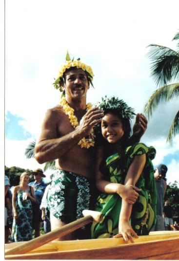 FREDDIE AND DAUGHTER CIRCAL 2005