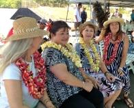 MALA WHARF Senator Roz Baker and Friends