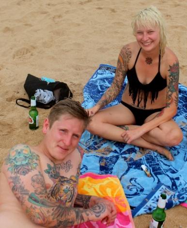 16 On the Beach: Sheraton New Years .14