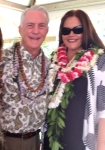 MIKE WHITE WITH AMY, one of Maui/s best femalte vocalists