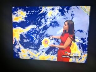 Last night on TV