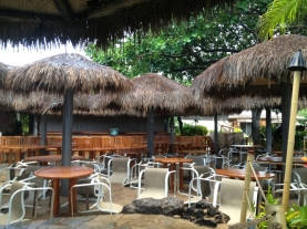 TS Restaurants Hula Grill read for storm