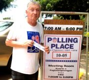 12 Noon, Saturday Lahaina Civic Center today.