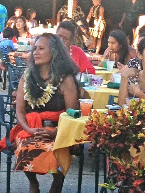 Malihini, known to me as Mrs. Aloha