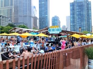 North Avenue Beach bar