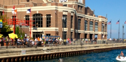 Navy Pier, overrated tourist attraction