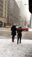 2 SNOW PEOPLE 39740226