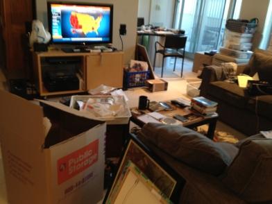 TV as a diversion