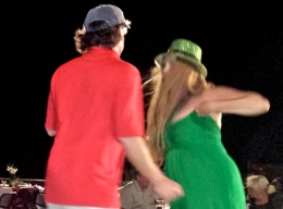 rotary green dancers43910032