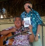 With George Kahumoku