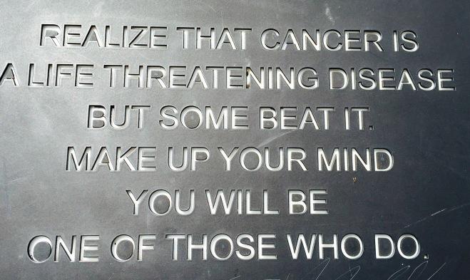 CANCER 3 - 1