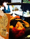 At Tatoo convention
