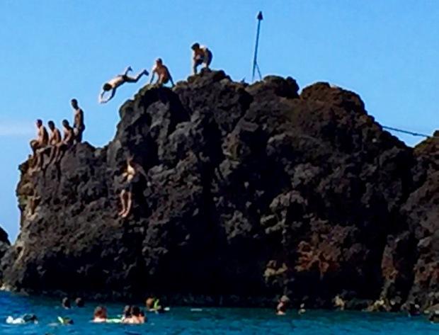 beach dive - 1