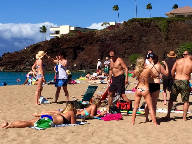 beach wahines - 1