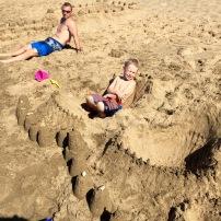 sand sculpue - 1