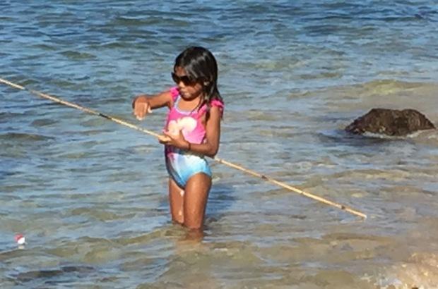 fishing girl 2 - 1